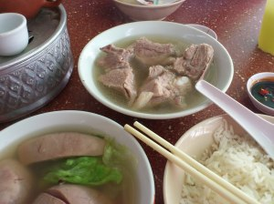 Pork Ribs Soup- Yummy
